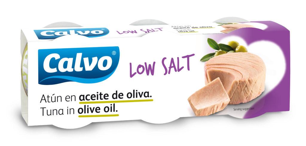 Tuniak volivovom oleji snízkym obsahom soli