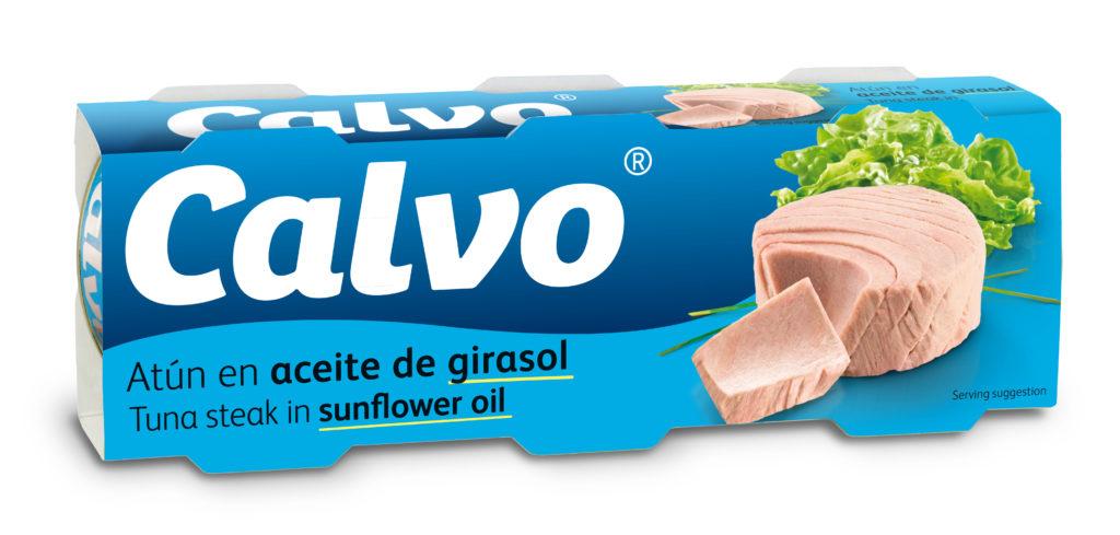 Tuniak vslnečnicovom oleji