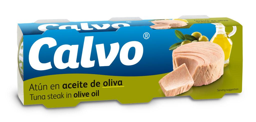 Tuniak volivovom oleji