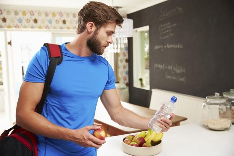 Čo jesť pred, počas apocvičení