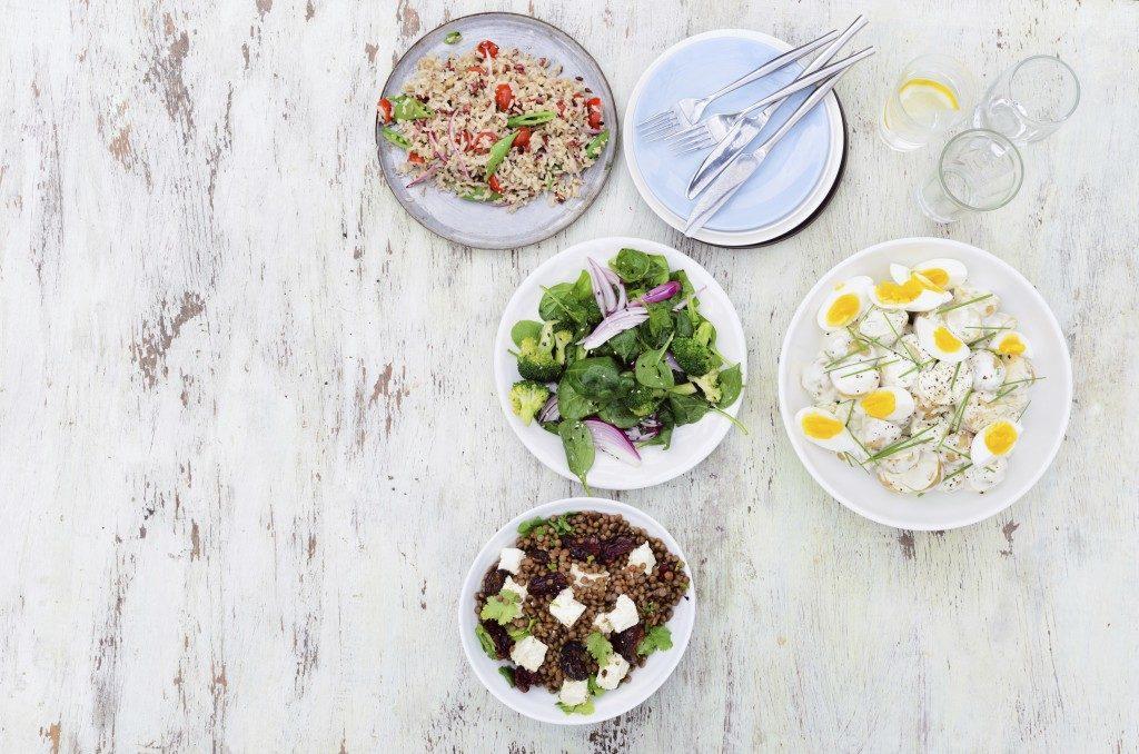 8 tipov nazdravú večeru