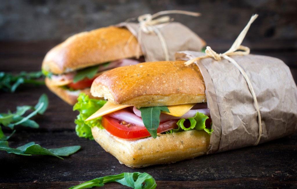 Ako si pripraviť rýchly achutný sendvič doškoly čidopráce