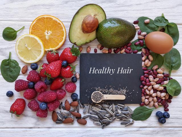Najlepšie potraviny prezdravie vašich vlasov
